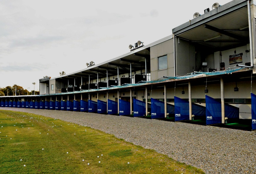 Driving Range Leopardstown Golf