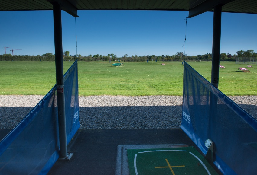 Driving Range Single