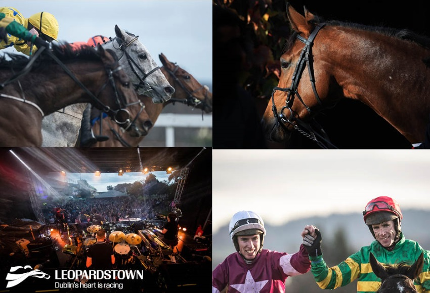 Leopardstown Racecourse Dublin